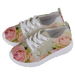 Roses 2218680 960 720 Kids  Lightweight Sports Shoes by vintage2030
