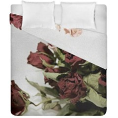 Roses 1802790 960 720 Duvet Cover Double Side (california King Size) by vintage2030