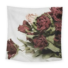 Roses 1802790 960 720 Square Tapestry (large)