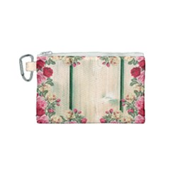 Roses 1944106 960 720 Canvas Cosmetic Bag (small) by vintage2030