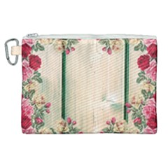 Roses 1944106 960 720 Canvas Cosmetic Bag (xl) by vintage2030