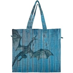 Dragon 2523420 1920 Canvas Travel Bag by vintage2030