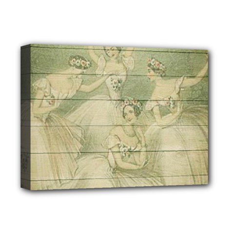 Ballet 2523406 1920 Deluxe Canvas 16  X 12  (stretched)  by vintage2030