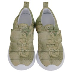 Ballet 2523406 1920 Velcro Strap Shoes by vintage2030