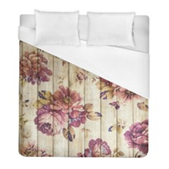 On Wood 1897174 1920 Duvet Cover (full/ Double Size) by vintage2030