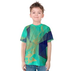 Geo Kids  Cotton Tee