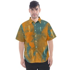 Dragonfly Men s Short Sleeve Shirt