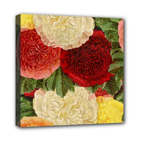 Flowers 1776429 1920 Mini Canvas 8  X 8  (stretched) by vintage2030