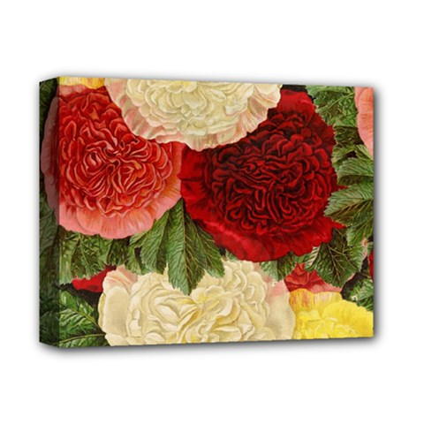 Flowers 1776429 1920 Deluxe Canvas 14  X 11  (stretched) by vintage2030
