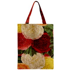 Flowers 1776429 1920 Zipper Classic Tote Bag by vintage2030
