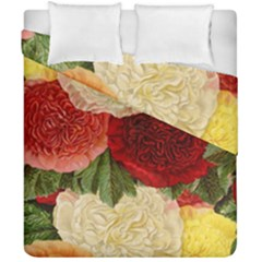 Flowers 1776429 1920 Duvet Cover Double Side (california King Size) by vintage2030