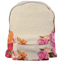 Flower 1646035 1920 Giant Full Print Backpack by vintage2030