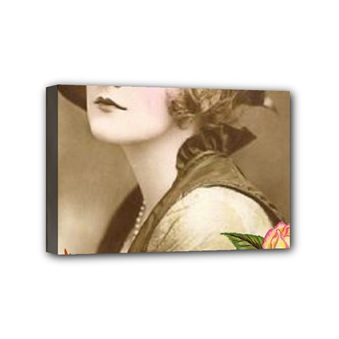 Vintage 1646083 1920 Mini Canvas 6  X 4  (stretched) by vintage2030