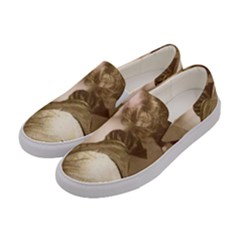 Vintage 1646083 1920 Women s Canvas Slip Ons by vintage2030
