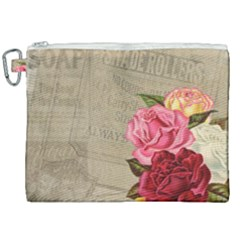 Flower 1646069 1920 Canvas Cosmetic Bag (xxl) by vintage2030