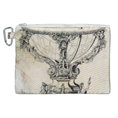 Globe 1618193 1280 Canvas Cosmetic Bag (xl) by vintage2030