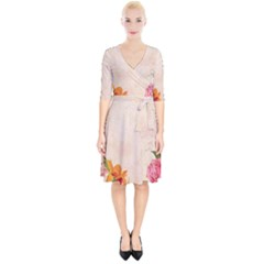 Flower 1646045 1920 Wrap Up Cocktail Dress