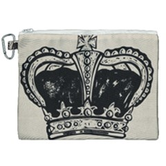 Crown 1515871 1280 Canvas Cosmetic Bag (xxl) by vintage2030