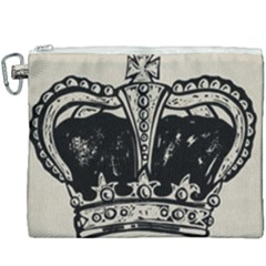Crown 1515871 1280 Canvas Cosmetic Bag (xxxl) by vintage2030