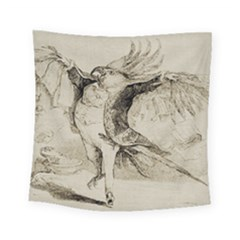Bird 1515866 1280 Square Tapestry (small) by vintage2030