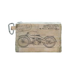 Motorcycle 1515873 1280 Canvas Cosmetic Bag (small) by vintage2030