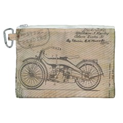Motorcycle 1515873 1280 Canvas Cosmetic Bag (xl) by vintage2030