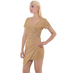 Flapper 1515869 1280 Short Sleeve Asymmetric Mini Dress by vintage2030