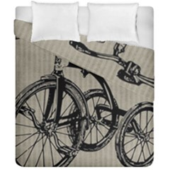Tricycle 1515859 1280 Duvet Cover Double Side (california King Size) by vintage2030