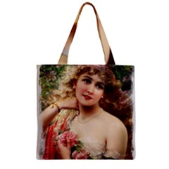 Vintage 1501576 1280 Zipper Grocery Tote Bag by vintage2030