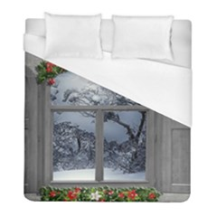 Winter 1660924 1920 Duvet Cover (full/ Double Size) by vintage2030