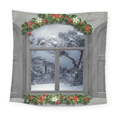 Winter 1660924 1920 Square Tapestry (large) by vintage2030