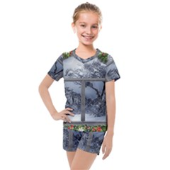 Winter 1660924 1920 Kids  Mesh Tee And Shorts Set by vintage2030