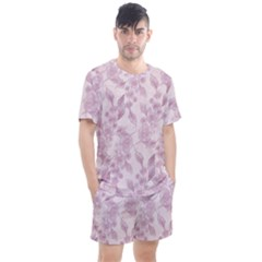 Background 1659228 1920 Men s Mesh Tee And Shorts Set