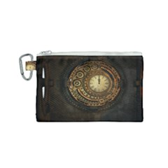 Steampunk 1636156 1920 Canvas Cosmetic Bag (small) by vintage2030