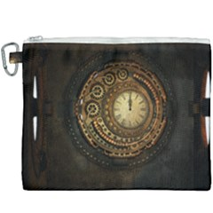 Steampunk 1636156 1920 Canvas Cosmetic Bag (xxxl) by vintage2030