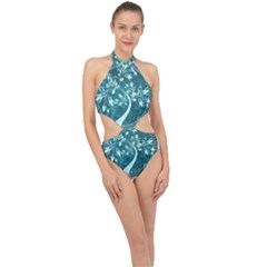 Tag 1763342 1280 Halter Side Cut Swimsuit