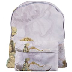 Background 1659612 1920 Giant Full Print Backpack by vintage2030