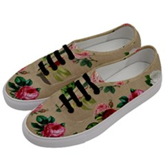 Flower 1770189 1920 Men s Classic Low Top Sneakers by vintage2030