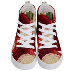 Flowers 1776584 1920 Kid s Hi Top Skate Sneakers