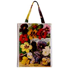 Flowers 1776534 1920 Zipper Classic Tote Bag by vintage2030