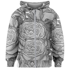 Flowers 1776610 1920 Kids Zipper Hoodie Without Drawstring