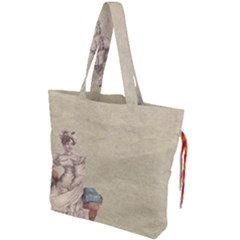 Background 1775324 1920 Drawstring Tote Bag by vintage2030