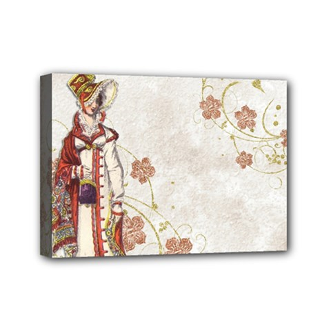 Background 1775358 1920 Mini Canvas 7  X 5  (stretched) by vintage2030