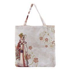 Background 1775358 1920 Grocery Tote Bag by vintage2030