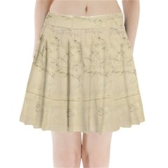 Background 1775382 1920 Pleated Mini Skirt