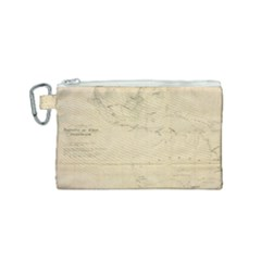 Background 1775382 1920 Canvas Cosmetic Bag (small)