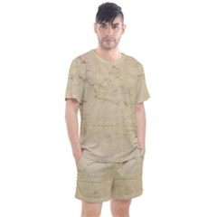 Background 1775382 1920 Men s Mesh Tee And Shorts Set