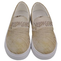 Background 1776456 1280 Men s Canvas Slip Ons