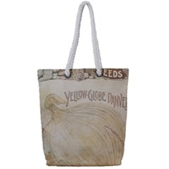 Background 1776456 1280 Full Print Rope Handle Tote (small) by vintage2030