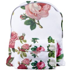 Roses 1770165 1920 Giant Full Print Backpack by vintage2030